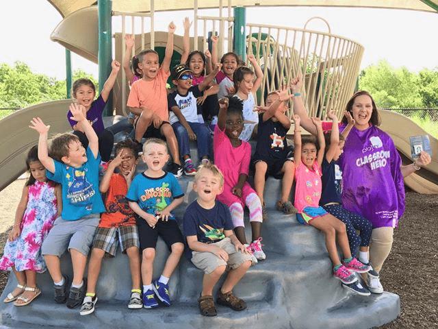 Daycare Cameras Classroom Hero
